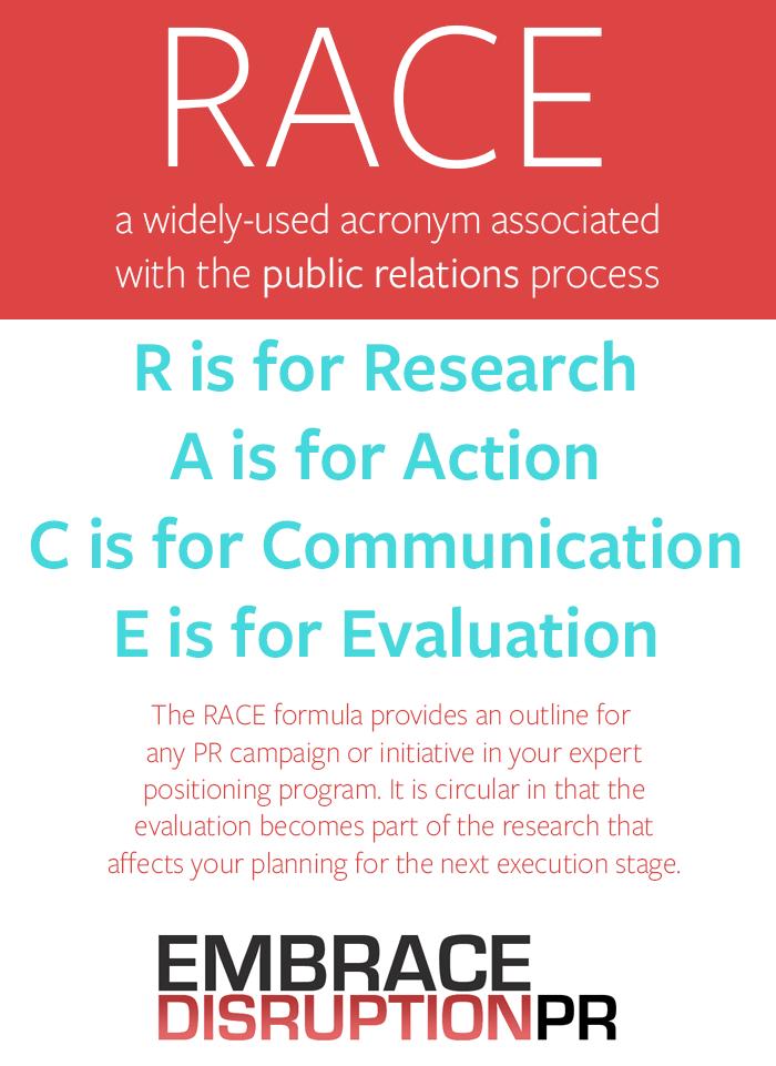 Embrace Disruption Public Relations
