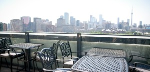 Park Hyatt Roof Lounge