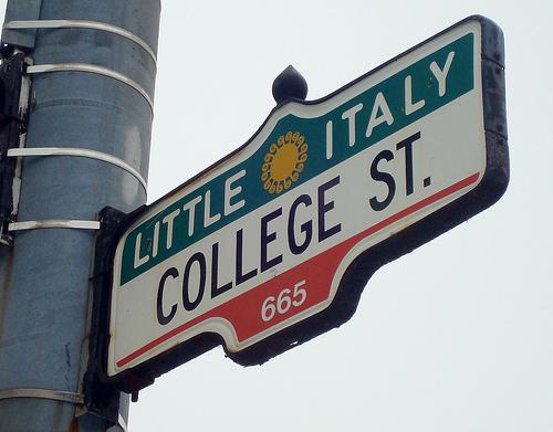 Little-Italy-Toronto