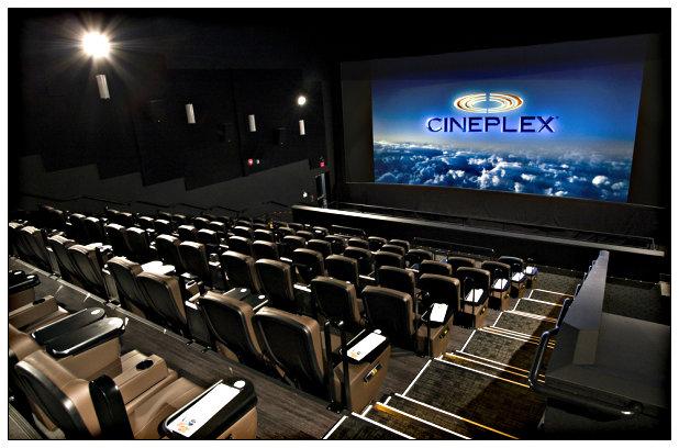 Cineplex VIP