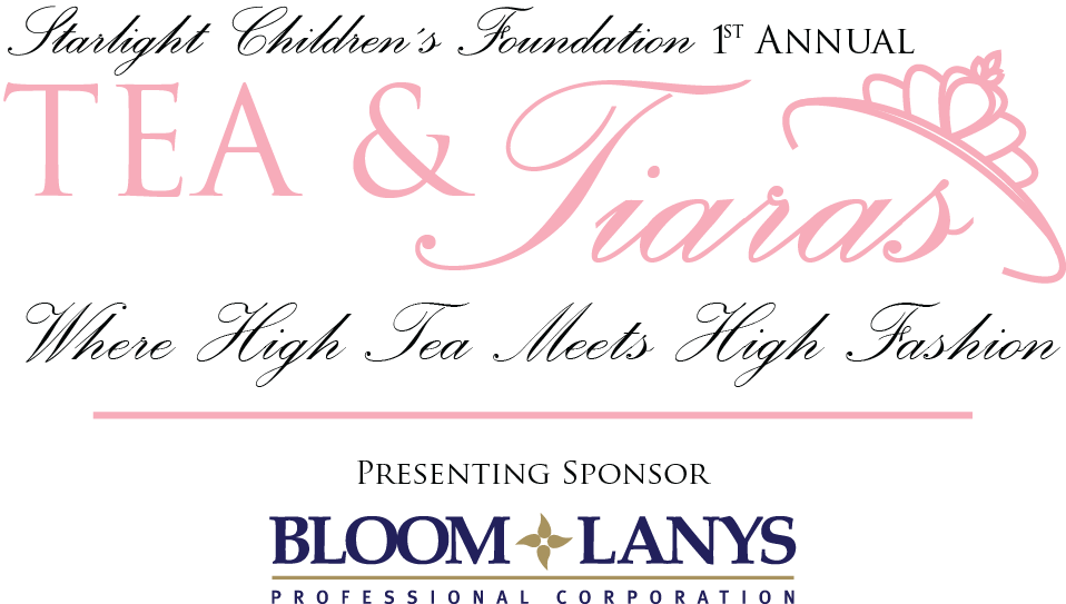 Tea & Tiaras_Event Logo with Sponsor_Bloom Lanys